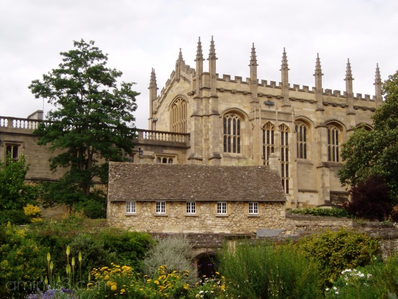 Christ Church College Hall