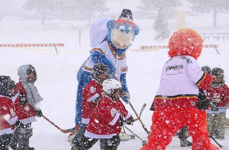 fête des neiges - hiver 2007