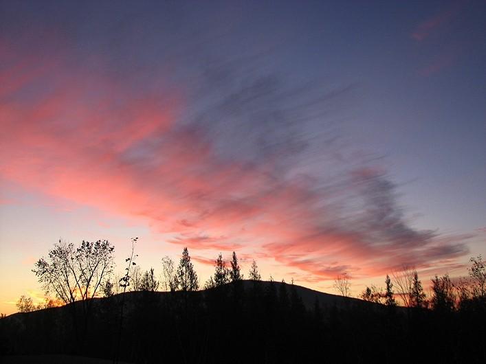 le feu du ciel I - fire of the sky I