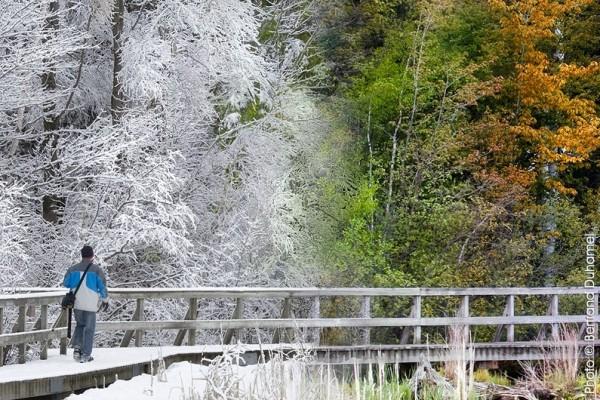 les saisons à Granby - seasons in Granby