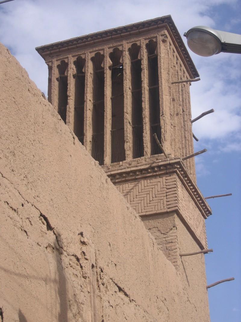 بادگیرهای یزد --- سیستم دقیق و بدون هزینه سرمایشی و گرمایشی ایرانیان در قدیم