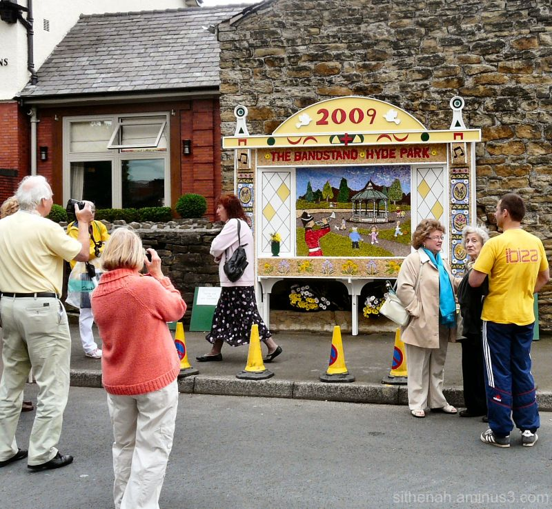 Booth's Well 2009