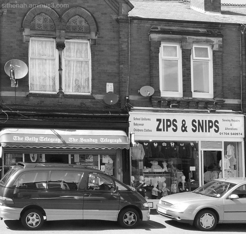 Shop in Southport, Lancashire
