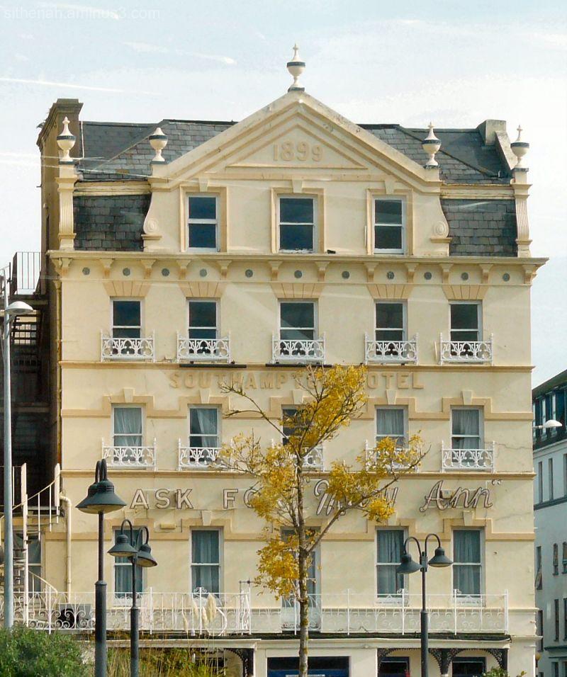Southampton Hotel, St Helier