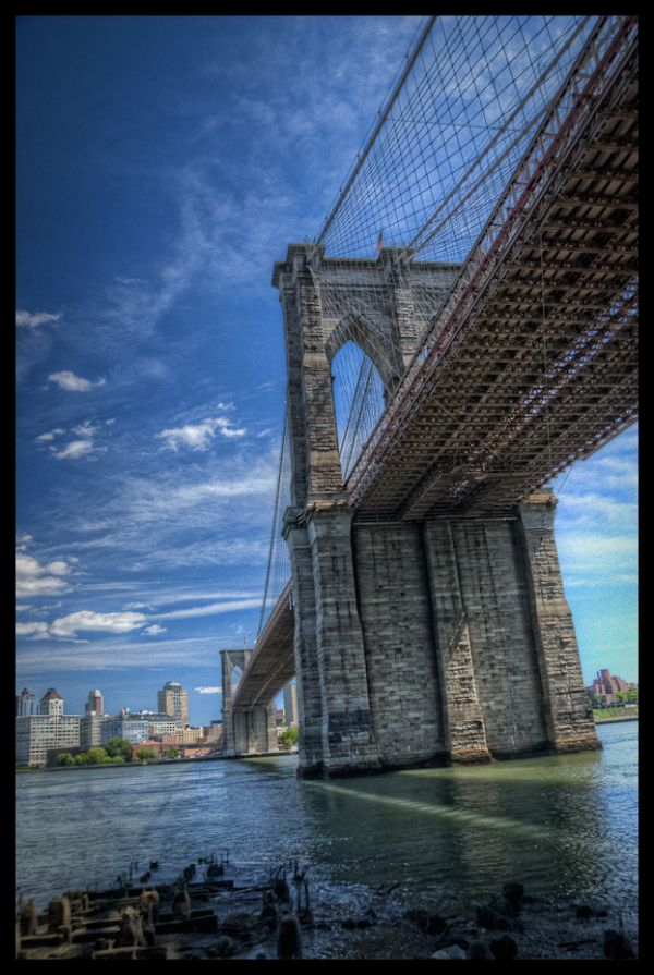 Brooklyn Bridge - V1