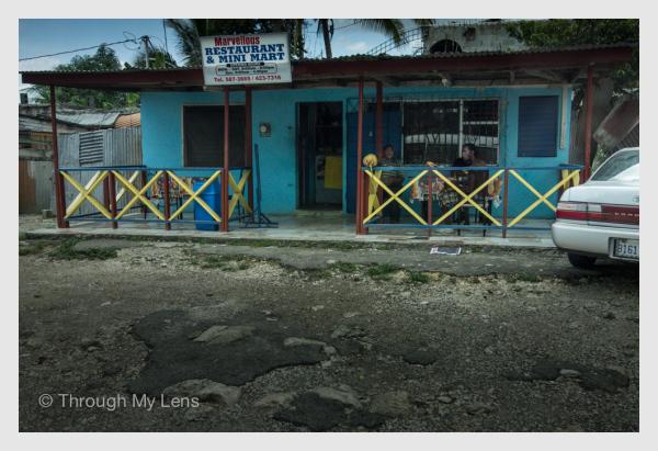 Jamaica Series 1 - Minimart