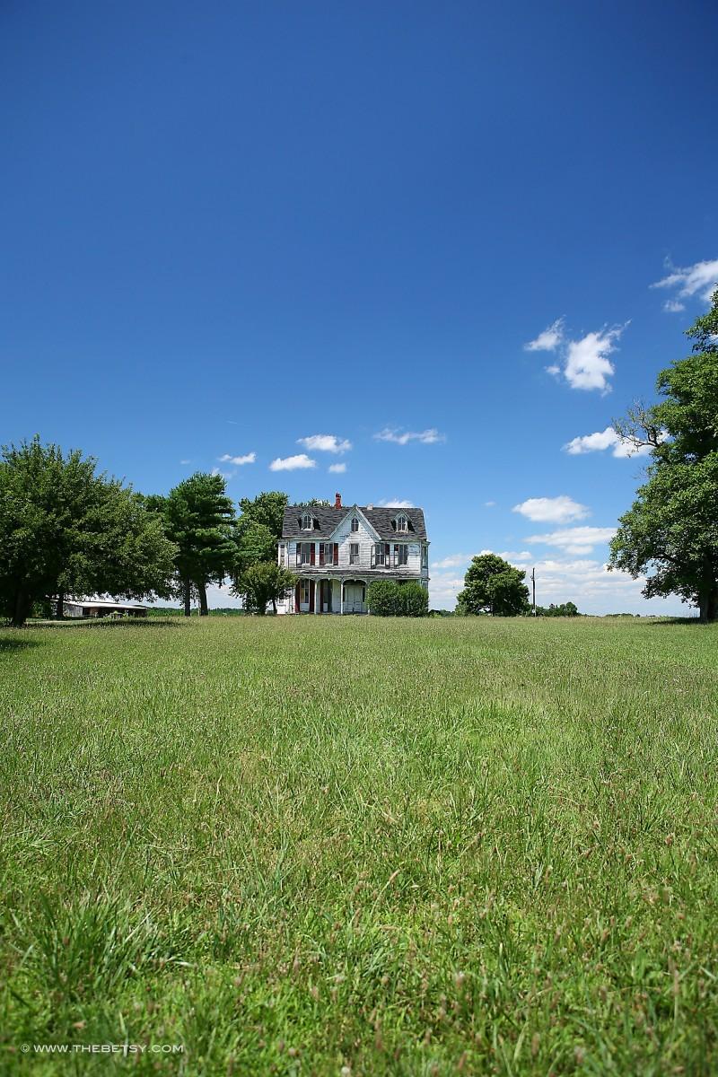 kentmore park abandonded house