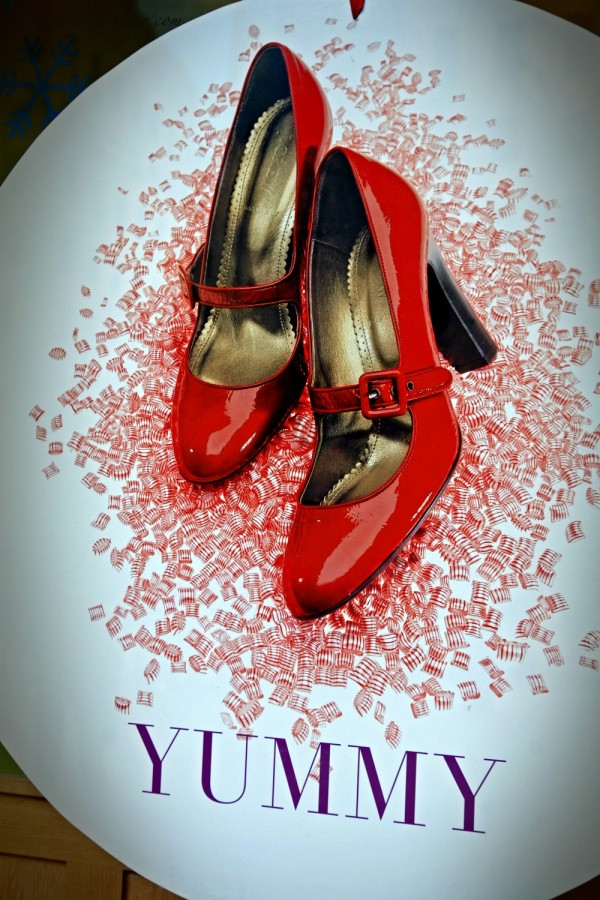 yummy shoes ad nyc