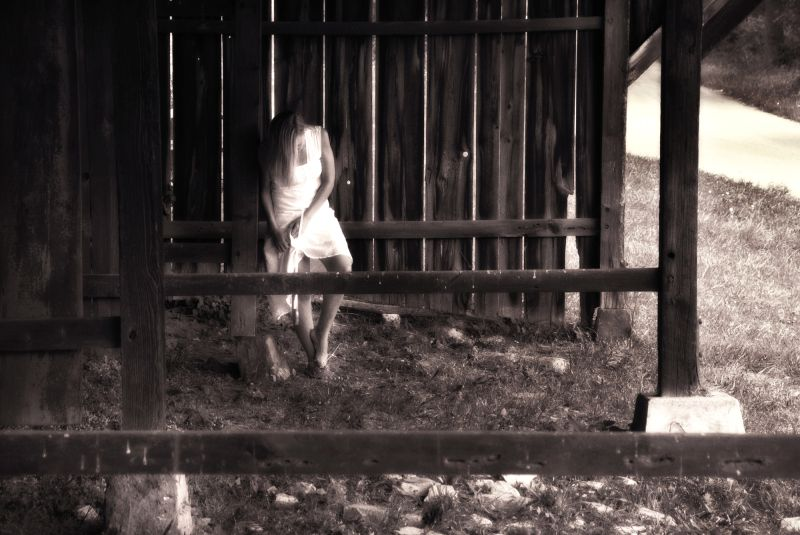 me myself I stables, portrait