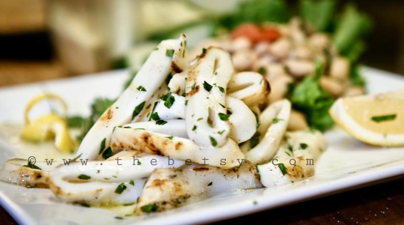 squid, calamari, italian, food, restaurant