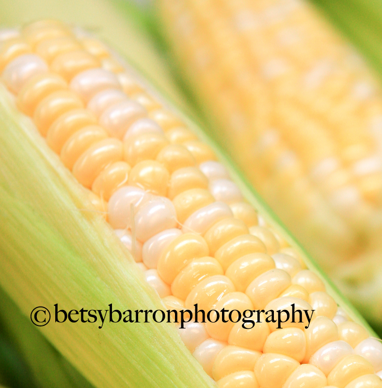 corn, yellow, vegetable, farmers market