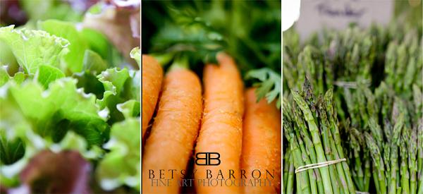 food, vegetables, green, orange, carrots, lettuce