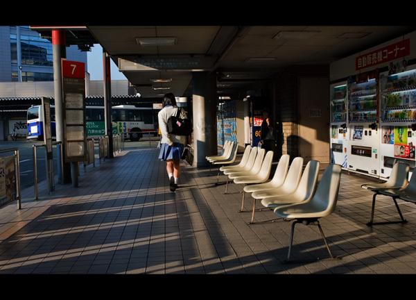 street photo in japan