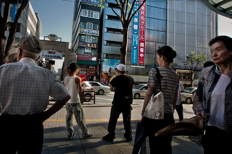 street photography in japan