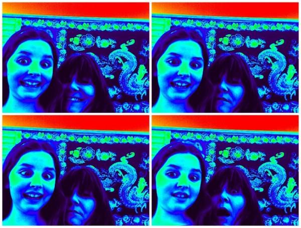 cherie and juliana