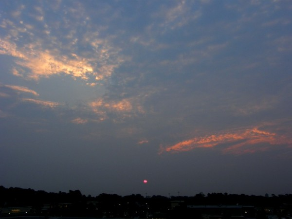 Raleigh Sunrise 070805