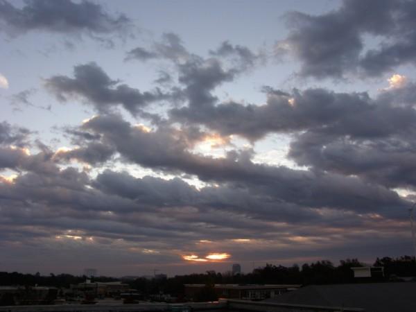 Raleigh Sunrise 20071203