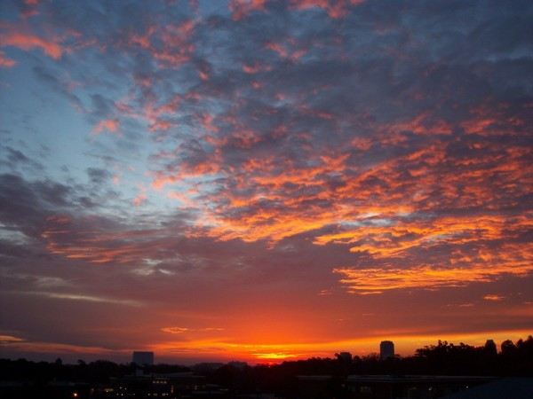 Raleigh Sunrise 20061115