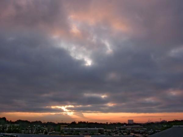 Raleigh Sunrise 20080421