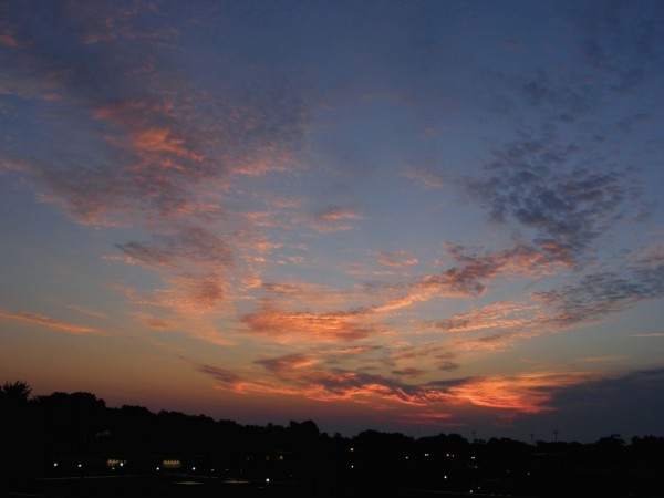 Raleigh Sunrise 20080808