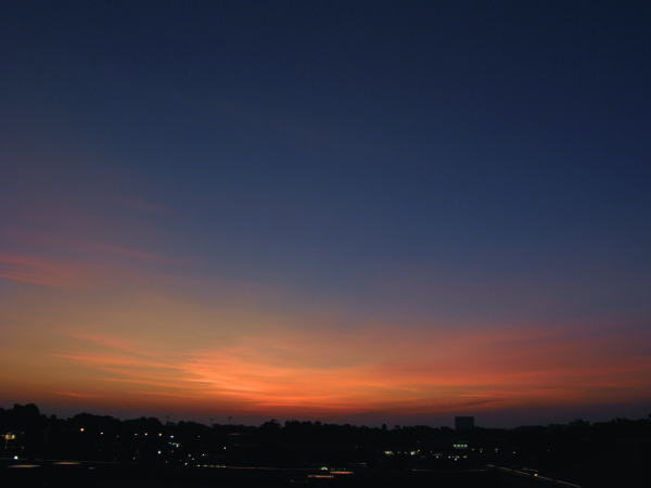 Raleigh Sunrise 20080905