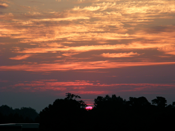 Raleigh Sunrise 20080908