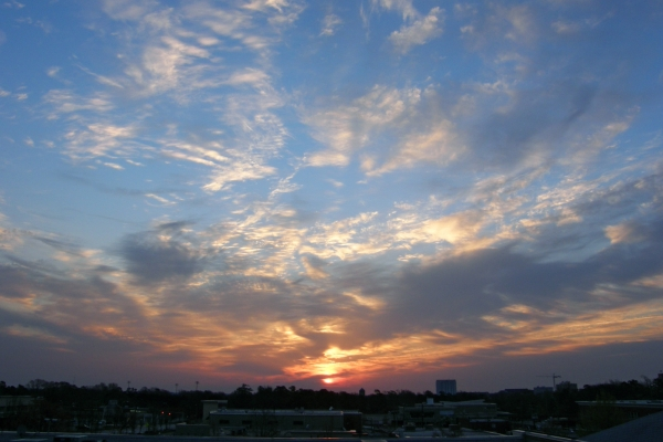 Raleigh Sunrise 20080322