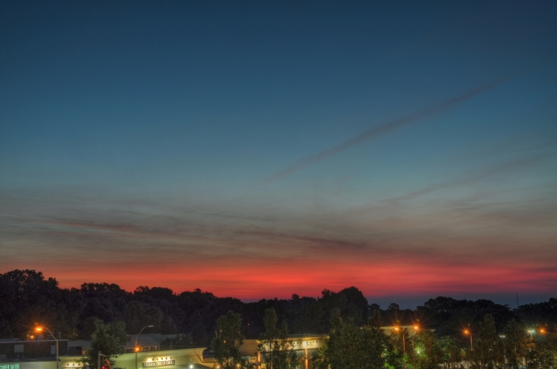 Raleigh Sunrise 20100611