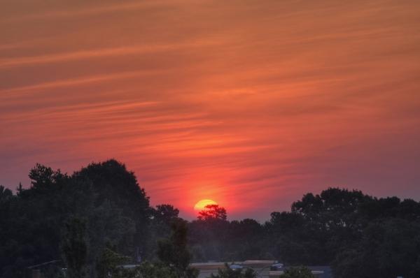 Raleigh Sunrise 20100622