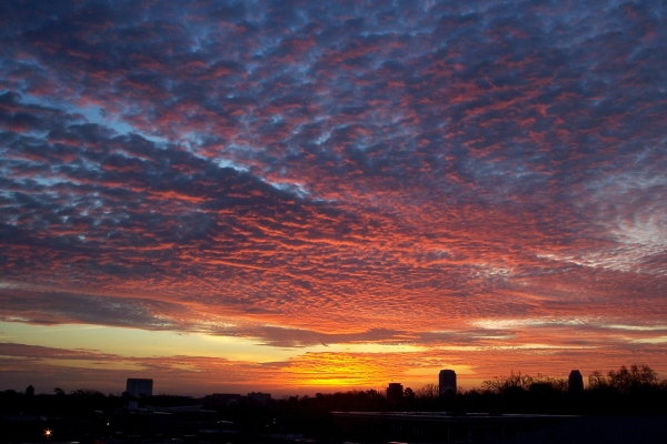 Raleigh Sunrise 20070113