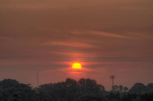 Raleigh Sunrise 20100803