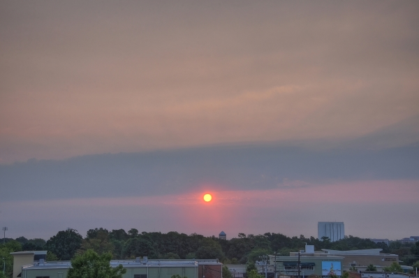 Raleigh Sunrise 20100922
