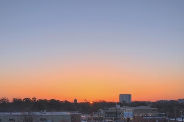 Raleigh Sunrise 20110308