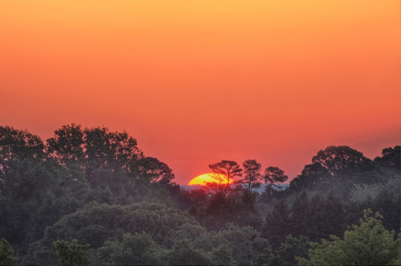 Raleigh Sunrise 20110430
