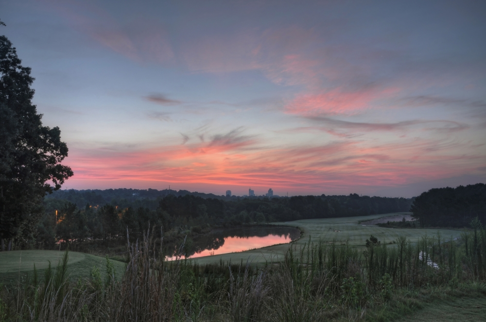 Raleigh Sunrise 20120703