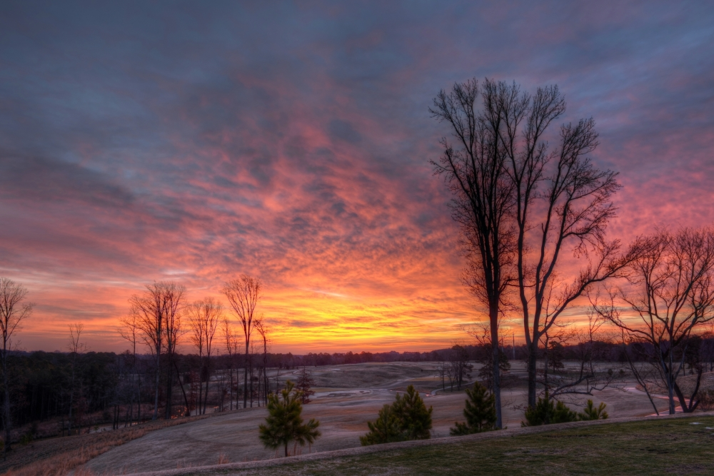 Raleigh Sunrise 20140206