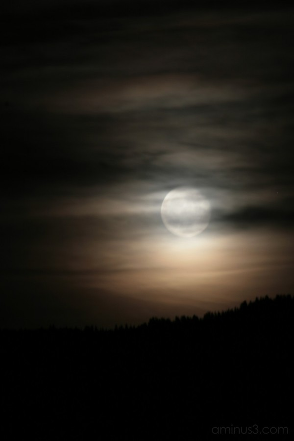 Blue Moon...