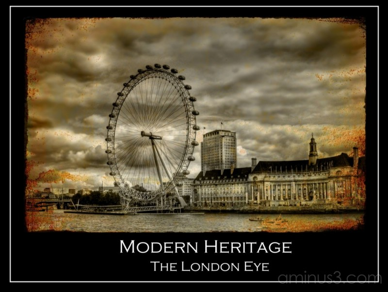 Modern Heritage: The London Eye
