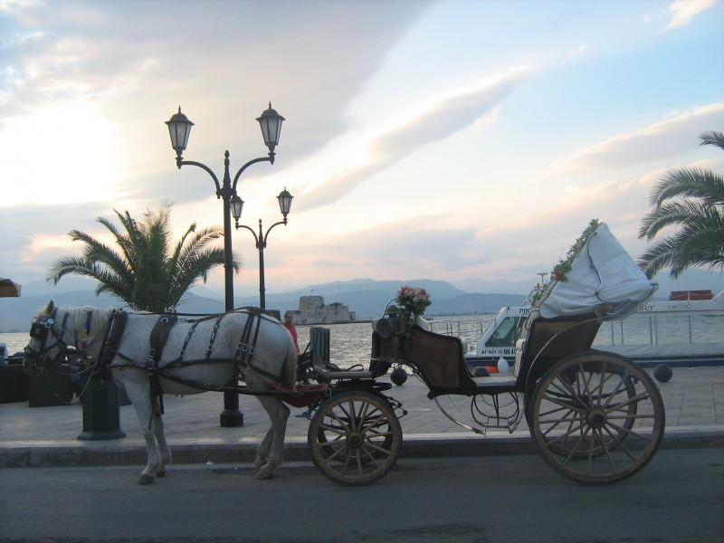 coach port Nafplio