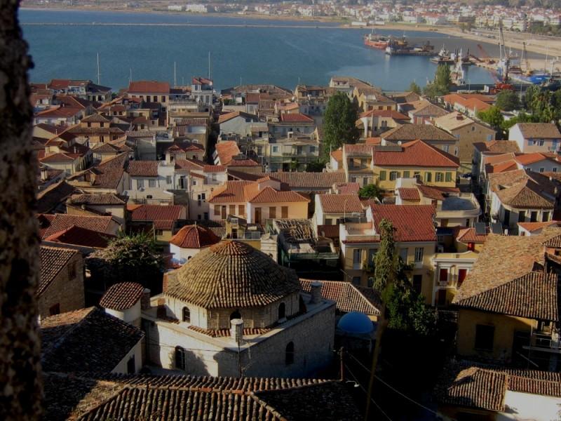 old town Nafplio