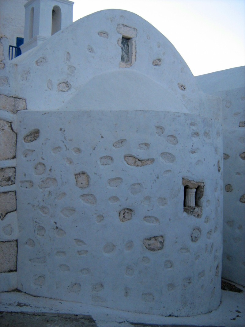 church architecture Astypalea island Dodecanese