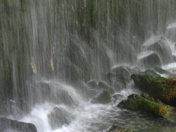 Livadia's waterfall