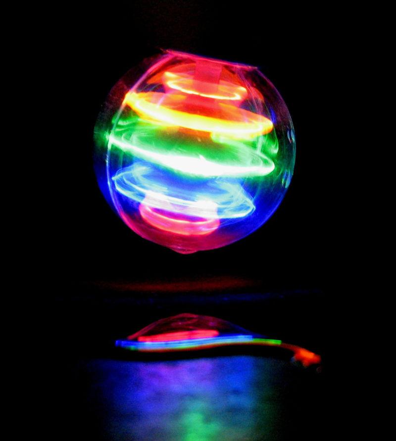 color lights toy