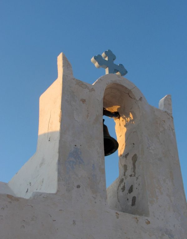 Steeple Santorini