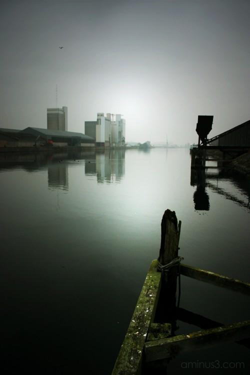 doicks brugge mist fog