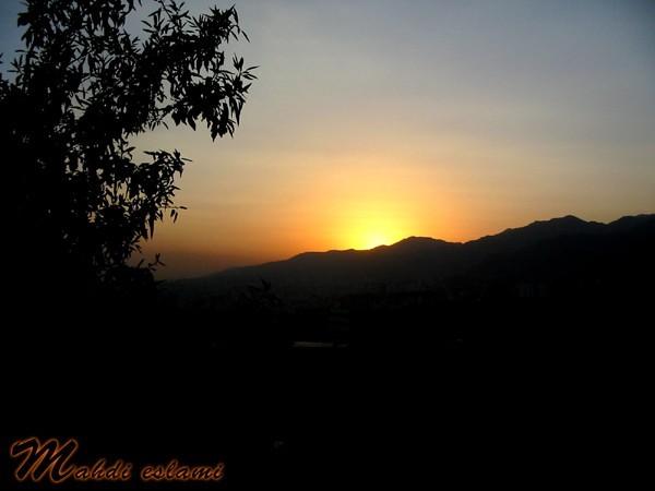 sunset sohanak