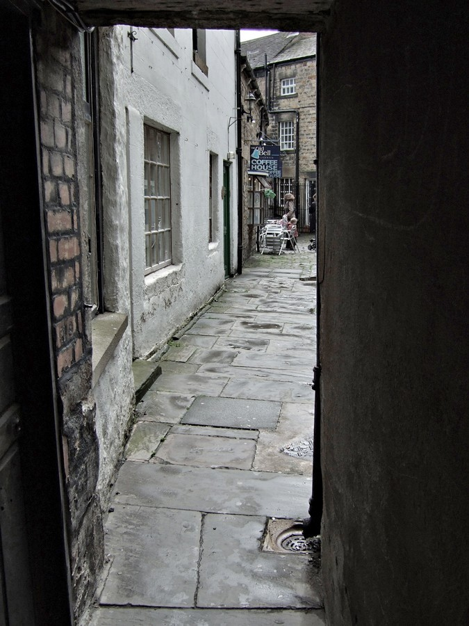 Bashful Alley (2 of 3)
