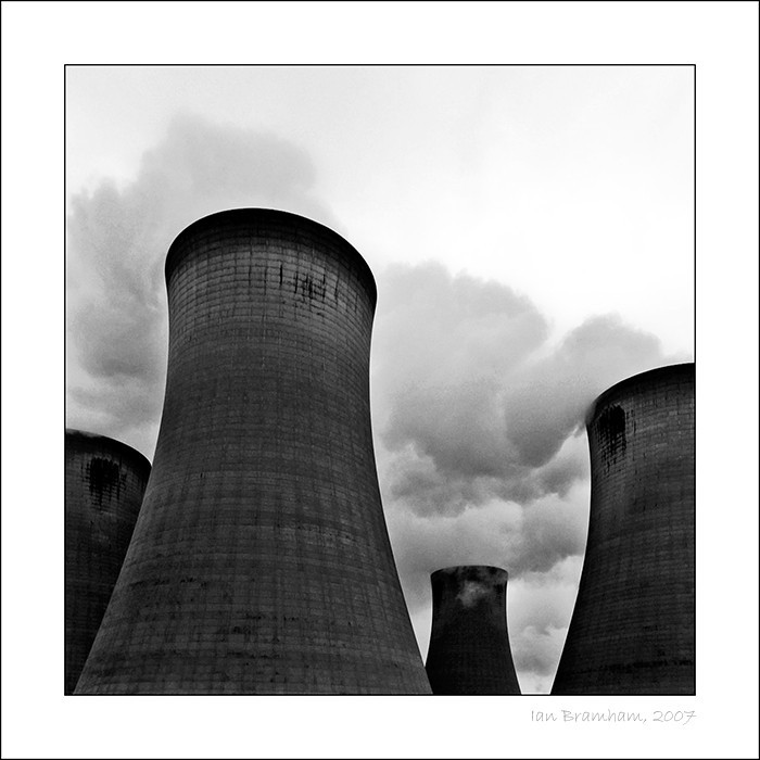 Drax Power Station, Yorkshire
