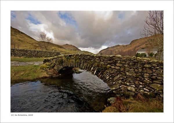 Packhorse Bridge, Watendlath, Cumbria
