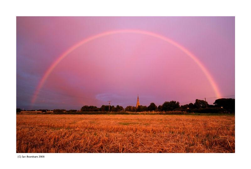 Dusk Rainbow
